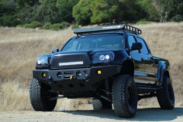 2007 Tacoma Pro Lt 4.88 Gears Mudrak Arb Air