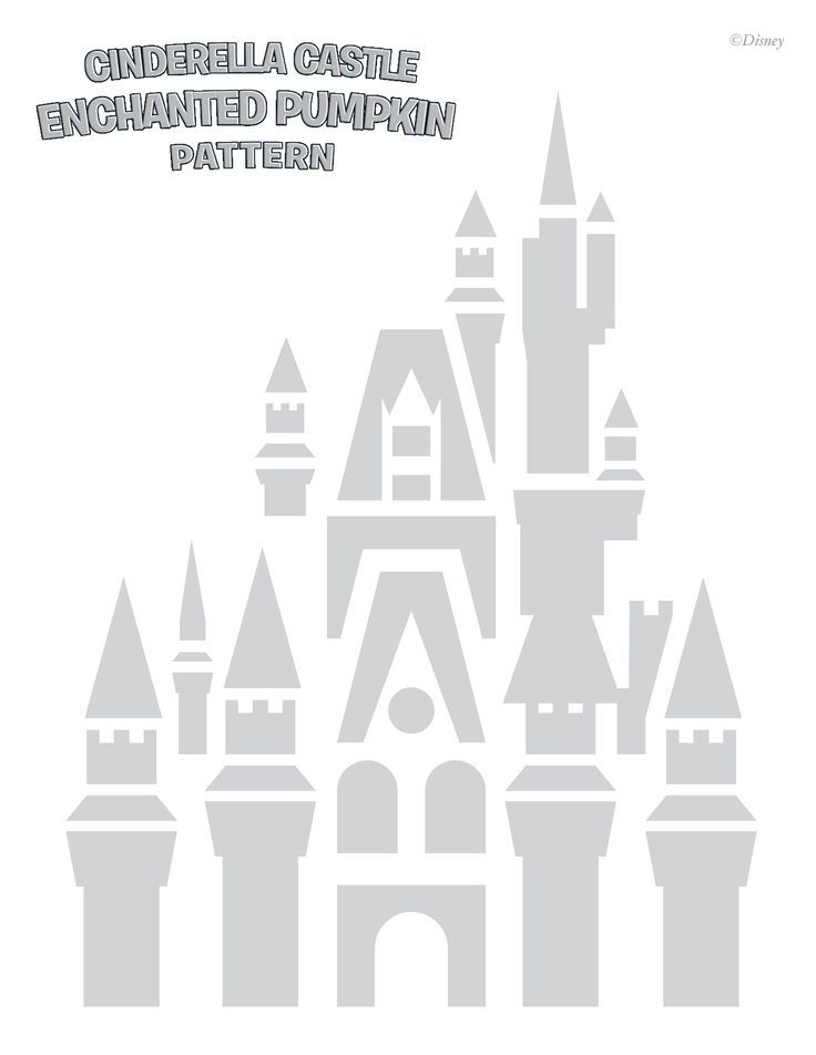 Carriage Princess Out Disney Cut