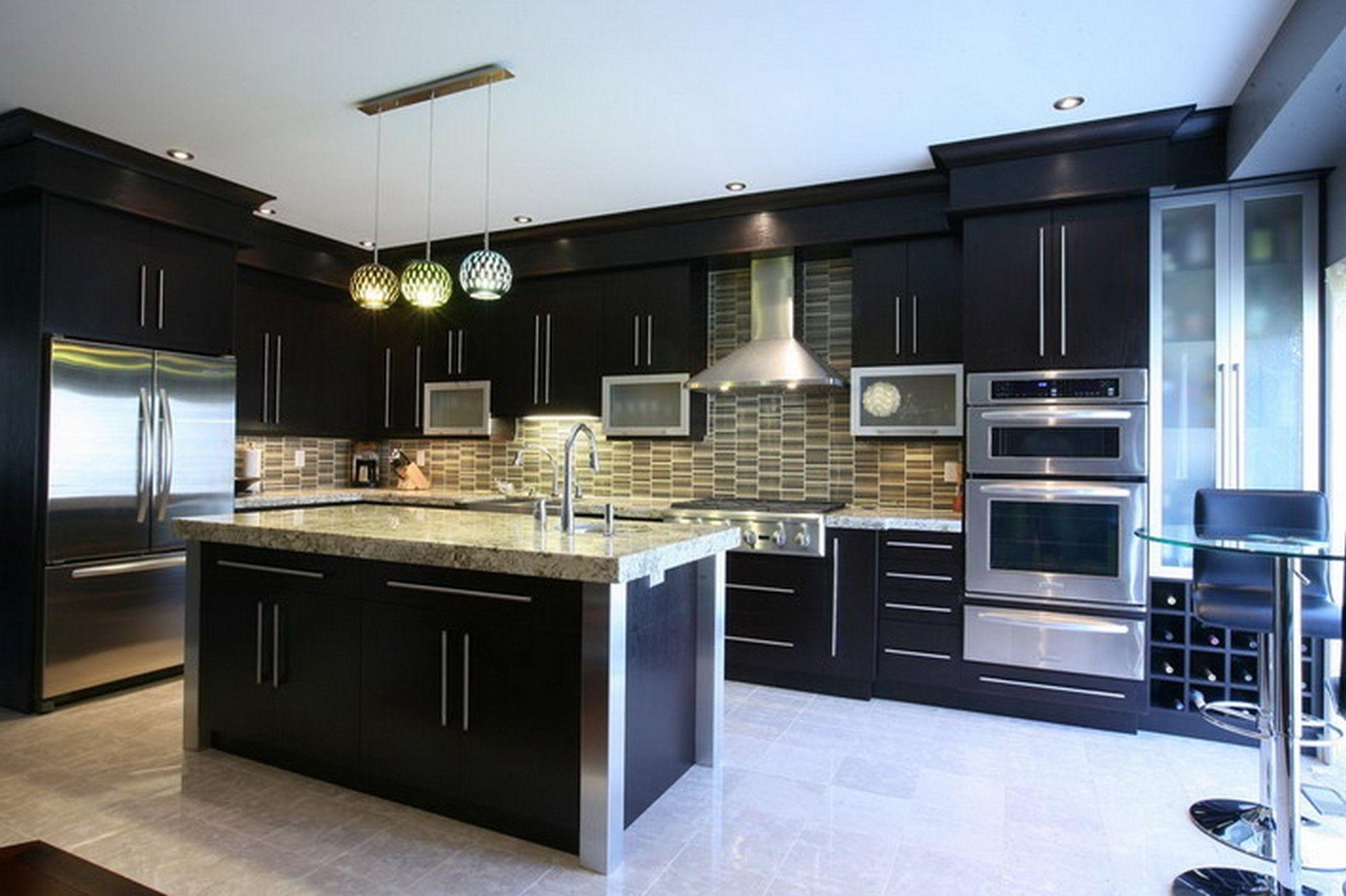Ackley Cabinet LLC Small Kitchen Cabinet Design Malaysia Elegant
