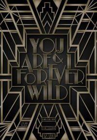 Gatsby Movie, Poster Series, Art Deco Typography ...