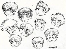 Chibi Hairstyles Google Suche Drawings By Me Pinterest