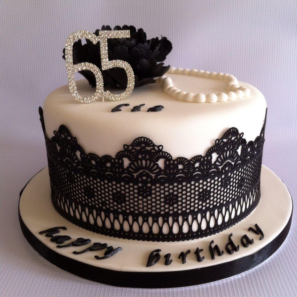 Cake For Liz S 65th Birthday