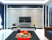 Black and White TV on the Wall Decorating Ideas in the ...