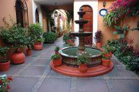 Fine Mexican Patio Design Ideas - Patio Design #143