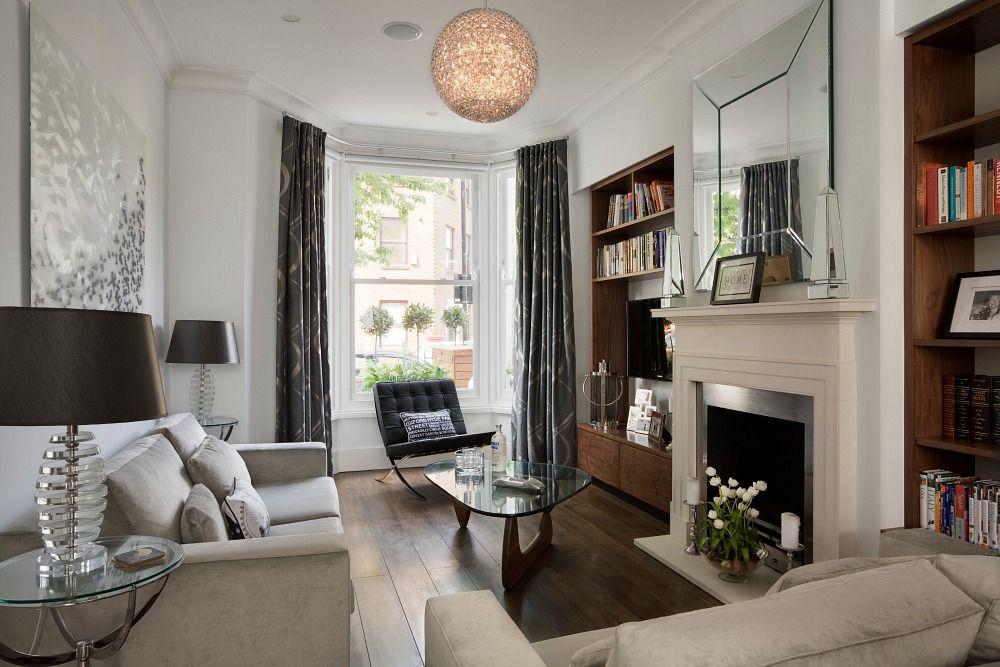 Interior Design Living Room With Bay Window Novocom Top