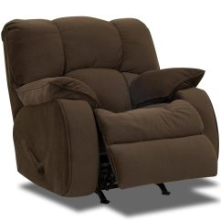 Sofa Rocking Chair With Chaise And Hidden Storage Recliner From Gardiners Furniture Pinterest