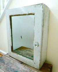 vintage medicine cabinet | ... Medicine Cabinet with ...