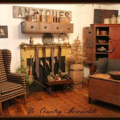 Country Primitive Sofa Tables Bunk Bed Home Of Doreen Piechota Livingroom Pinterest