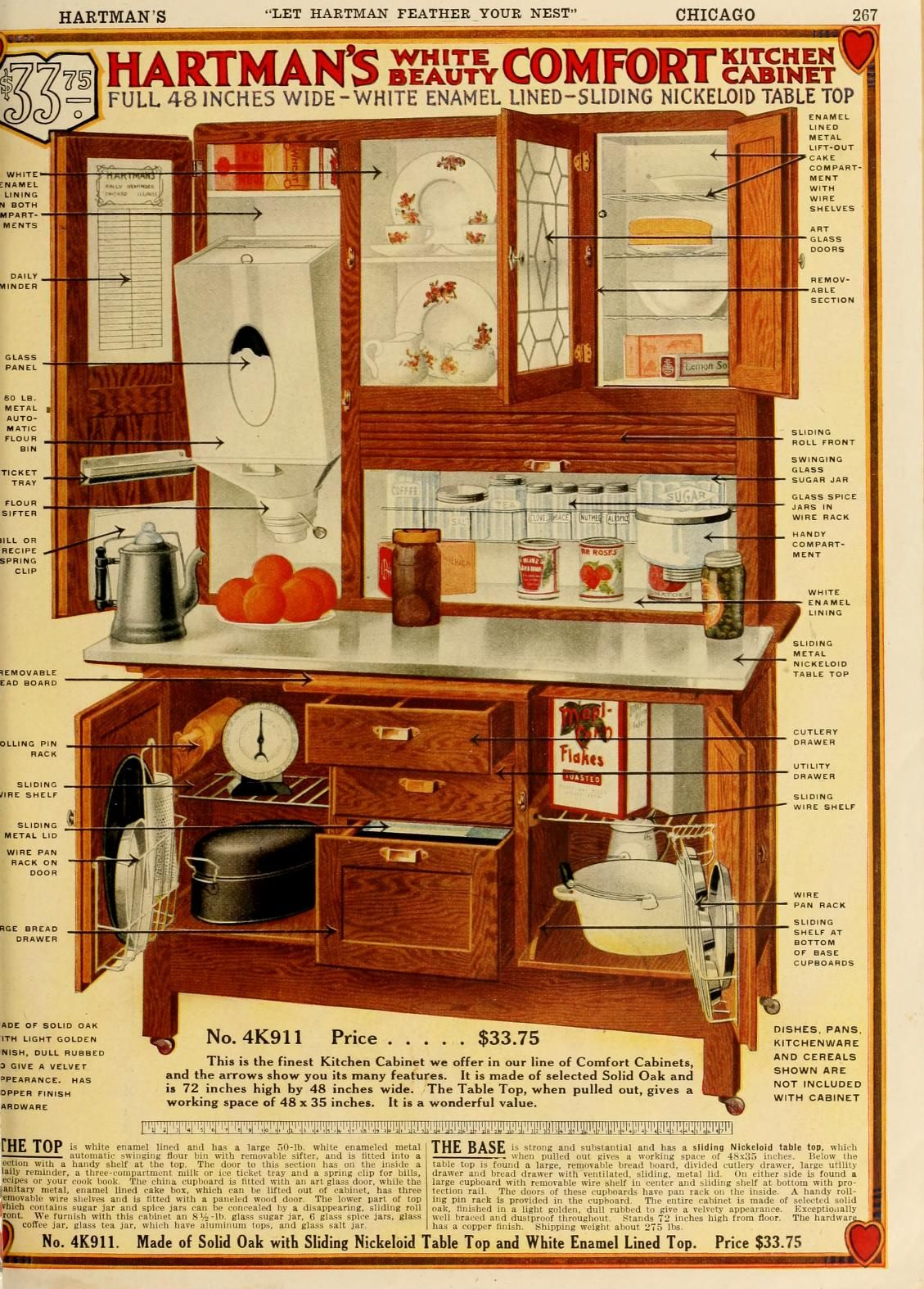 used kitchen cabinets indiana unfinished let hartman feather your nest sweet little cottage