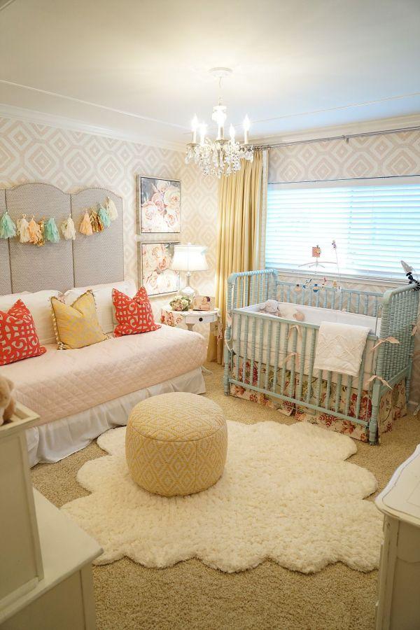 Kbgdesign Nursery Baby Girl Ideas Daybed