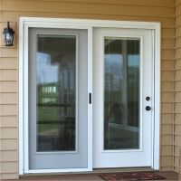 center hinged patio door - Google Search | Dream Home ...