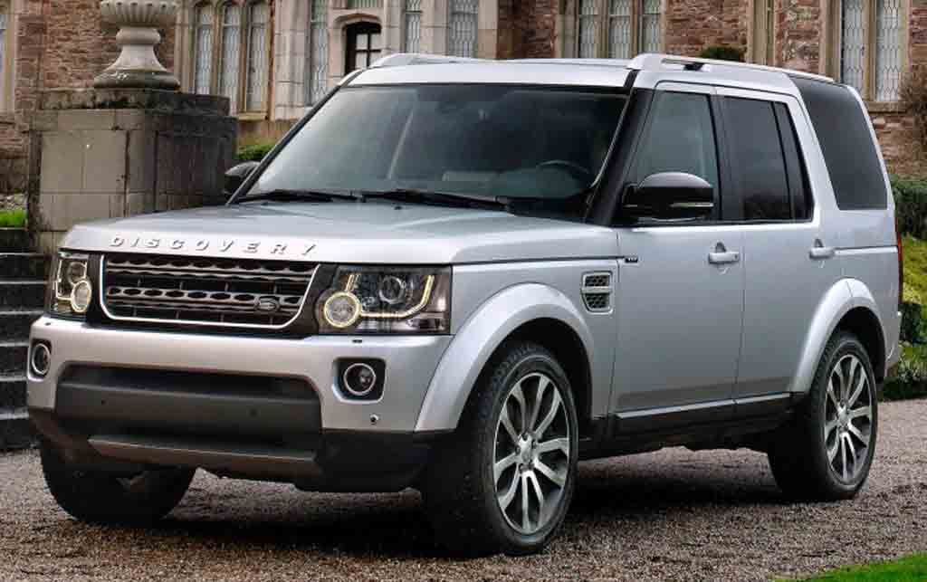 2017 Land Rover LR4 Redesign and Price