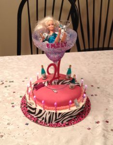 st birthday cake for  girl  made this my sisters also best images about the bachlorette on pinterest rh