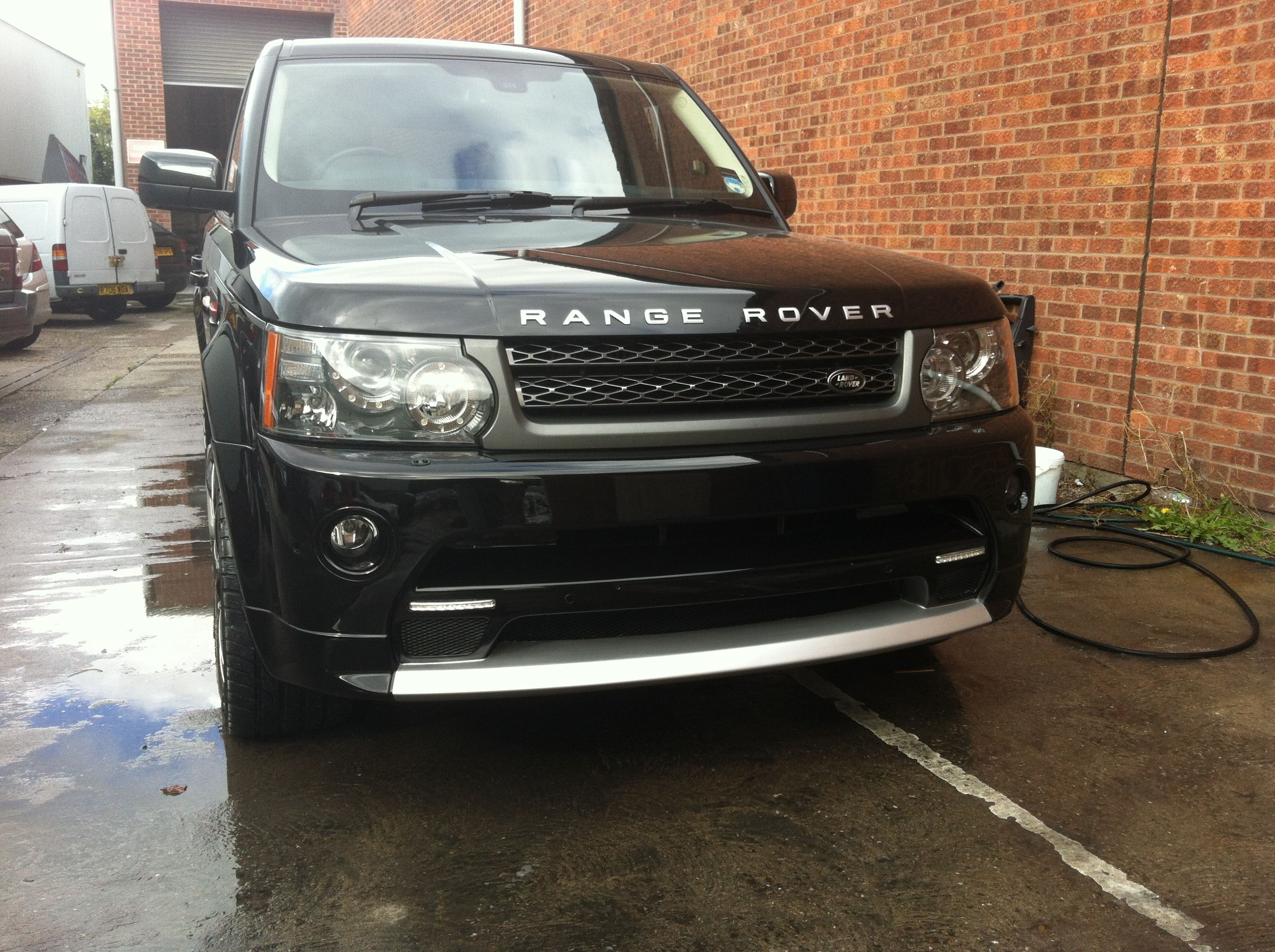 Pin by Meduza Styling on Range Rover Sport Body Kits