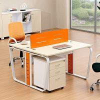 Wholesale Price Modern Style Work Station Desk Cheap 2