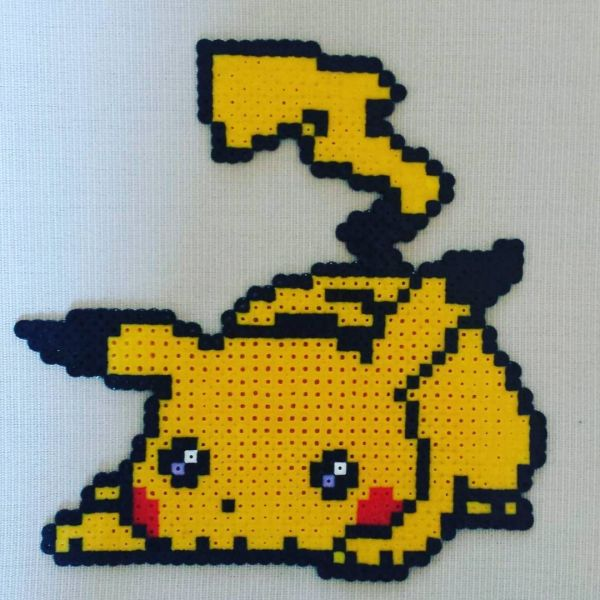 20 Pikachu Pokemon Pixel Art Hard Pictures And Ideas On Weric