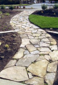 Stone Walkways 800x1172 Seattle Landscape Company Offering ...