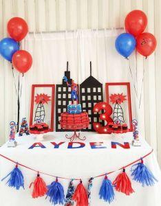 also spiderman birthday party ideas rh pinterest