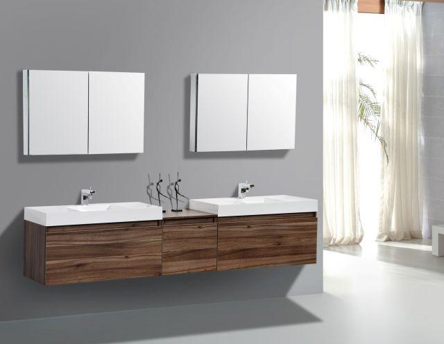 Top 23 Designs Modern Bathroom Vanities