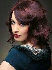mahogany hair color ideas