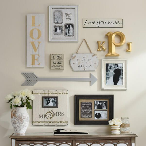 2015 Home Decor Trends We Want To Live Forever Initials Love