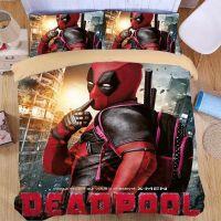 Deadpool Duvet Cover Set | Movie Duvet Cover Set ...