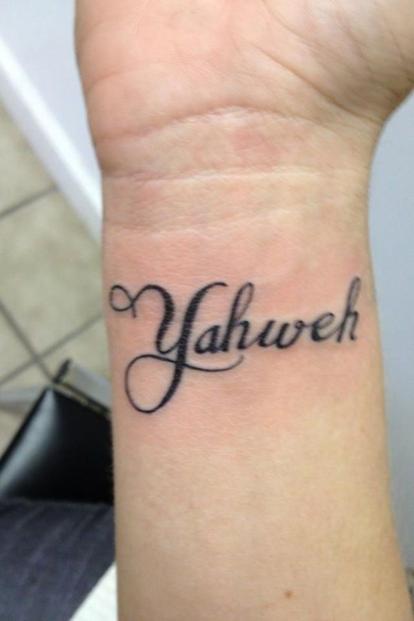 20 Name Tattoos For Women With Jesus Ideas And Designs