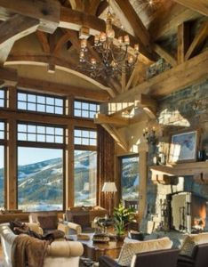 Mountain cabin for one of my future vacation homes also rh pinterest
