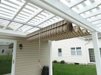 Pergola Retractable Shade Covers | Pergola | Pinterest ...