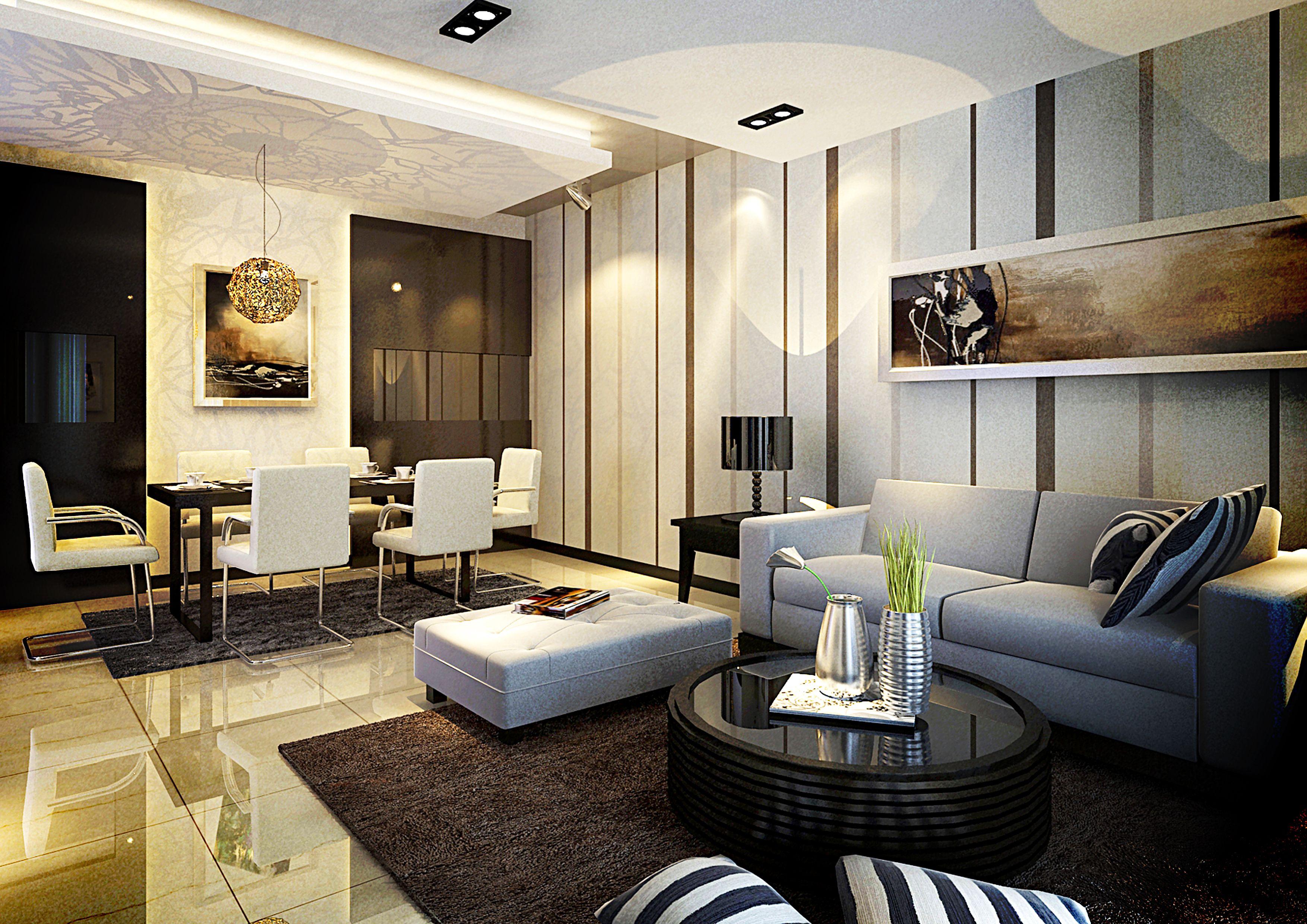 Elegant Interior Design in Singapore  Interior Design