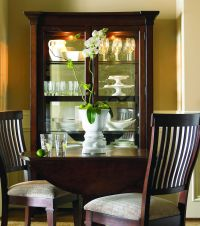 modern china cabinet display ideas
