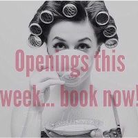 PM for info on booking your appointment | Salon Services ...