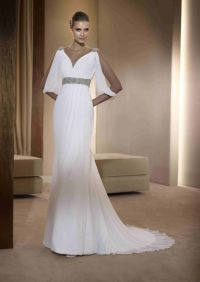 This is the perfect gown for a Star Wars themed wedding ...