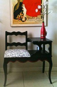 old telephone chair | Fun Furniture | Pinterest ...