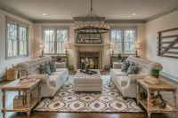 Exquisite Tufted Couch home designing tips Transitional ...