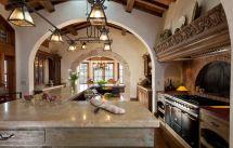 Spanish Style Interior Design Kitchen