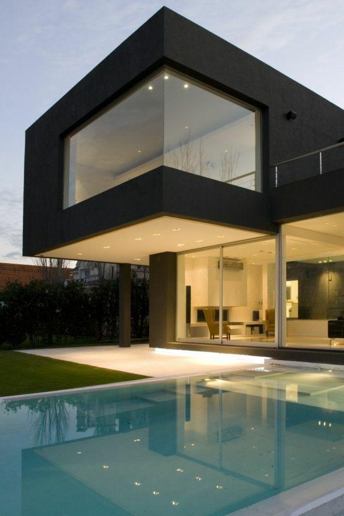 Le minimalisme en architecture contemporaine en 53 photos  Maison de luxe Jolie maison et Luxe