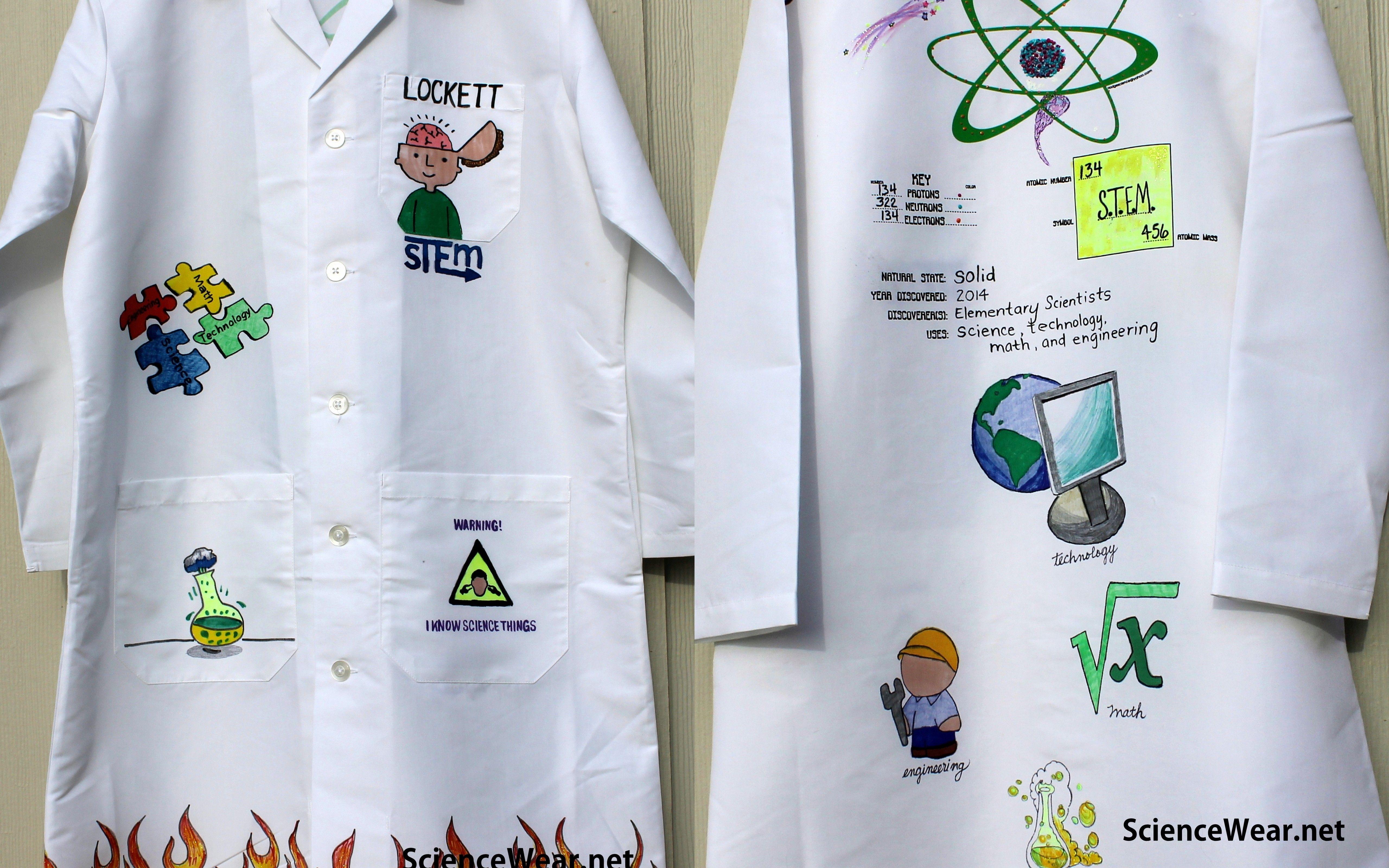 Stem Lab Coat