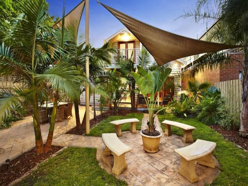 Exotic Garden Design Ideas