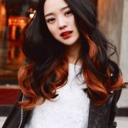 two tone hair color ideas hairstyles