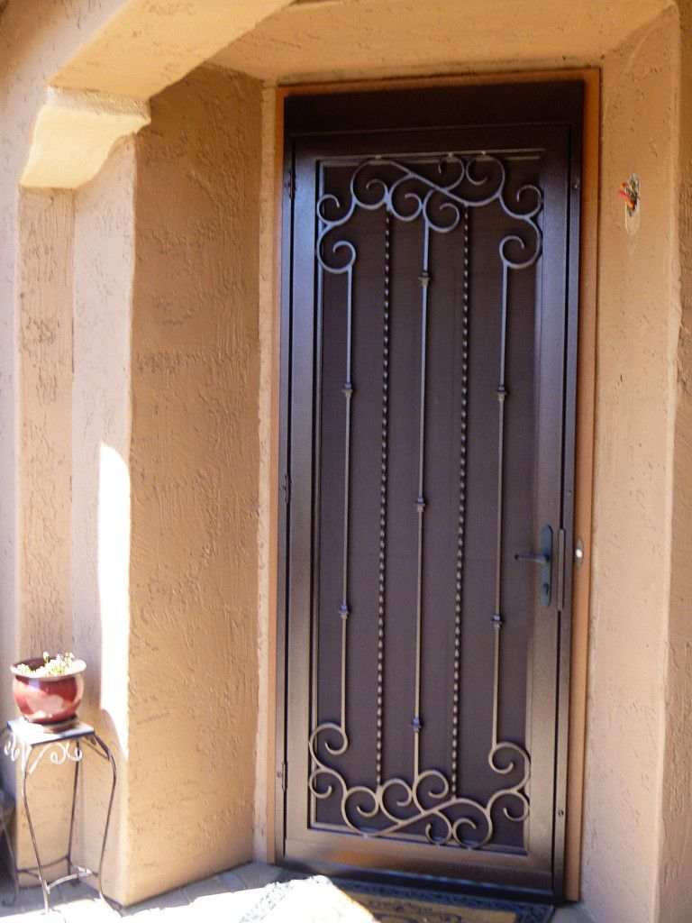Http Www Ireado Com Stylish Security Storm Doors Make