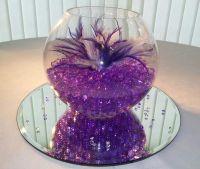 Lavender Flowers As Purple Wedding Centerpieces: purple ...