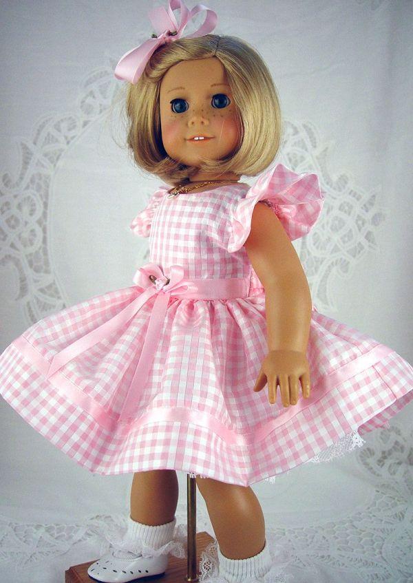 American Girl Dress Easter