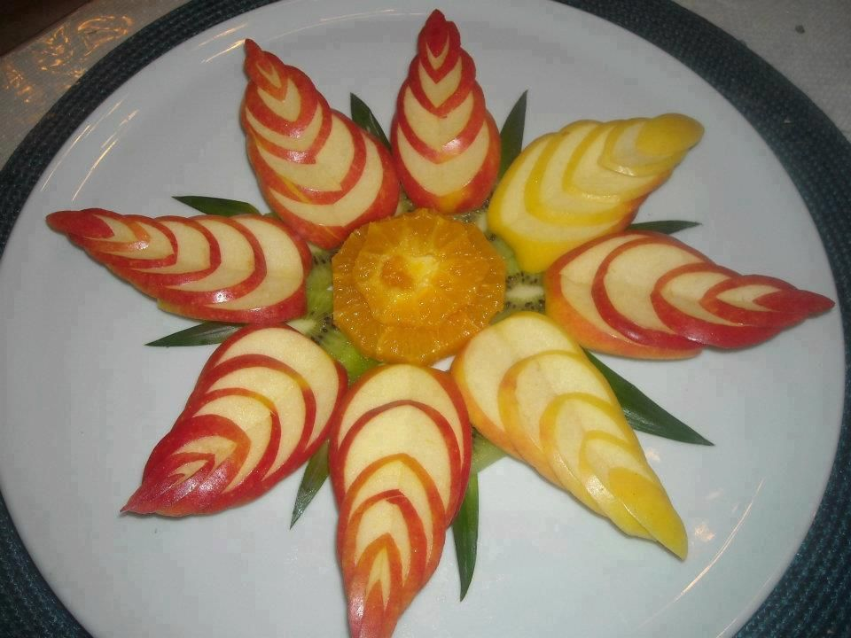 2 Fruit Salad Plate Kat Ban Pinterest Decorating Ideas 2
