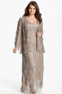 Soulmates Crochet Dress & Jacket (Plus Size) | Nordstrom ...