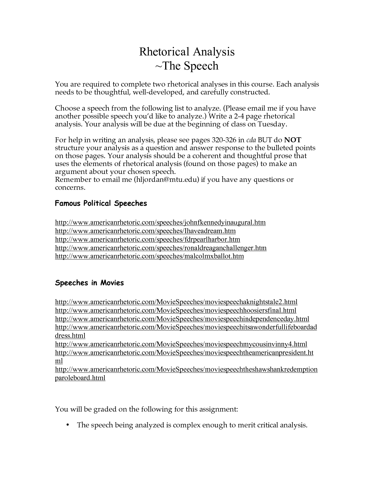 Speechysis Template