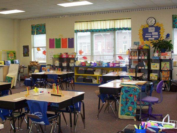 Special Education Classroom Design