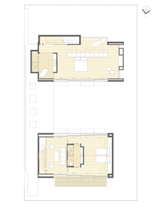 City house architex also gallery of villa plan and rh pinterest