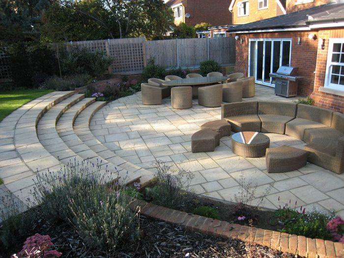 Seating And Hard Landscaping Garden Ideas Pinterest Gardens