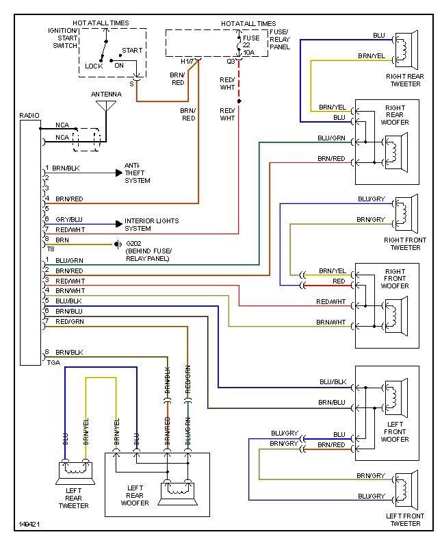 2000 VW Jetta Wiring Diagram Diagram Pinterest Cars
